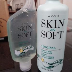 Avon Skin Soft Original Bundle